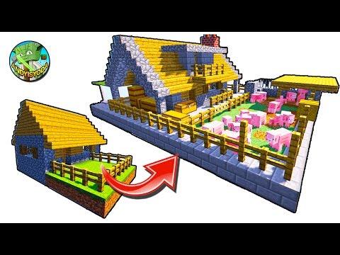 How to Transform a Minecraft Village Butcher's