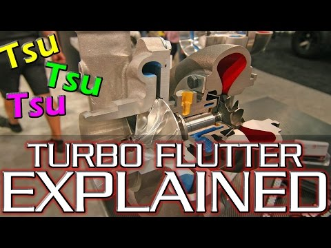 What Causes Turbo Flutter? Compressor Surge Explained