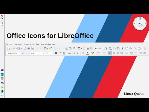 Office 2013 Icon Theme for LibreOffice