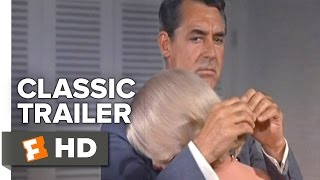 North by Northwest (1959) Official Trailer - Cary Grant, Eva Marie Saint Movie HD