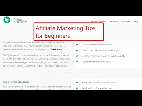 Commission Junction Review: How to Add Affiliate Marketing Links on Your Blog