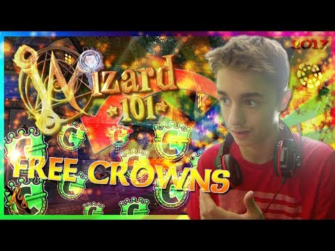 HOW TO GET FREE CROWNS IN WIZARD101 *FREE CROWNS CODES* (LEGIT 2018)