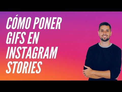 Instagram Stories 📲  💃  Cómo hacer un GIF en las historias