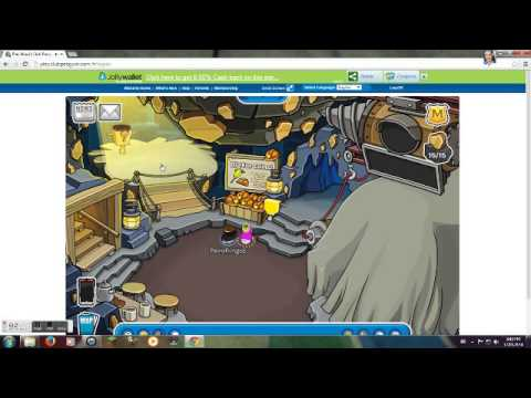 How to get a golden puffle 2014