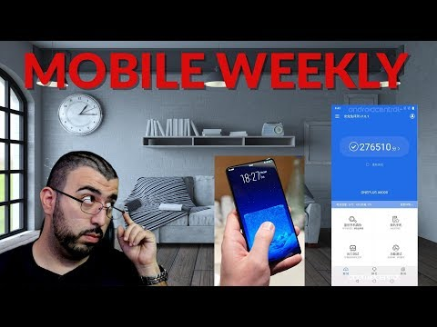 Mobile Weekly Live Ep193 - Samsung Galaxy Note 9 Missing It's Most Important Feature?
