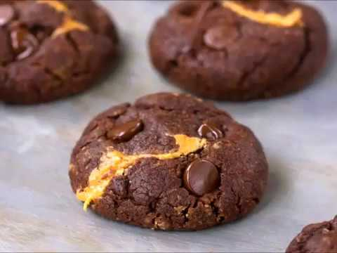 Chocolate Peanut Butter Pixie Cookies