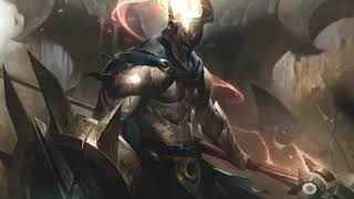 1 HOUR Pantheon: the Unbreakable Spear (REWORK) Theme | League of Legends