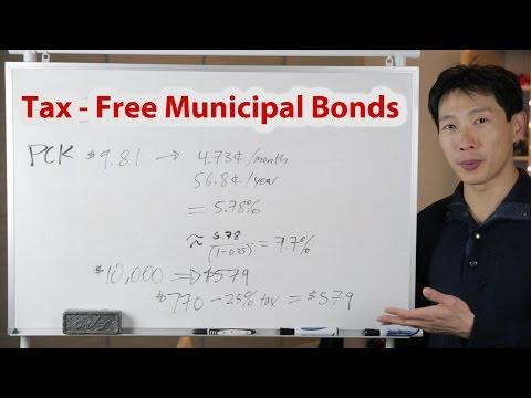 Tax Free Municipal Bonds | BeatTheBush