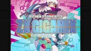 Zx Gigamix - Death And Witch - Zx Portrait