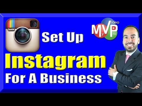 How to set up Instagram for Business (2016 Update)