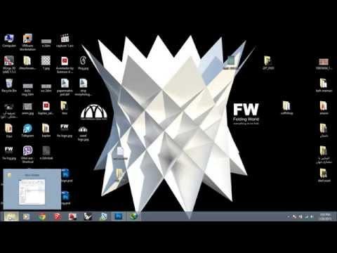 tutorial origami tessellation software