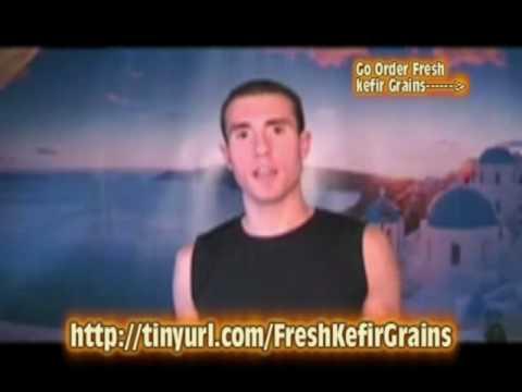 Kefir Grains Shipped Outside of Germany