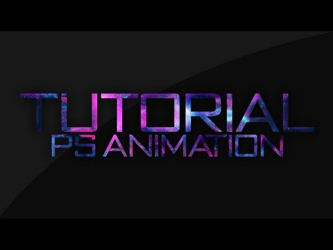 [VFX] - Animation Tutorial // Photoshop CS5 // Shine & Stars
