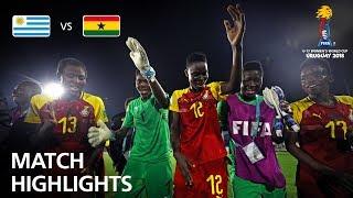 Uruguay v Ghana  - FIFA U-17 Women's World Cup 2018™ - Group A