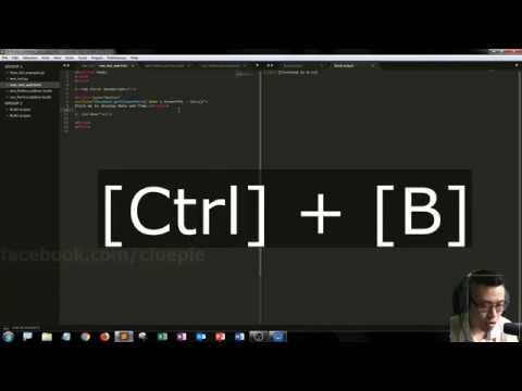 Preview JavaScript On Browser|Sublime Text 3|WebApp Development| Dec 2017