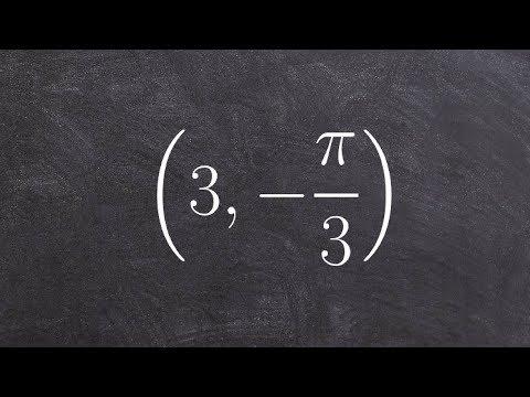 PC   Unit 5   Convert polar coordinates to rectangular coordinates