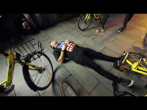 Rental Bike Antics in China