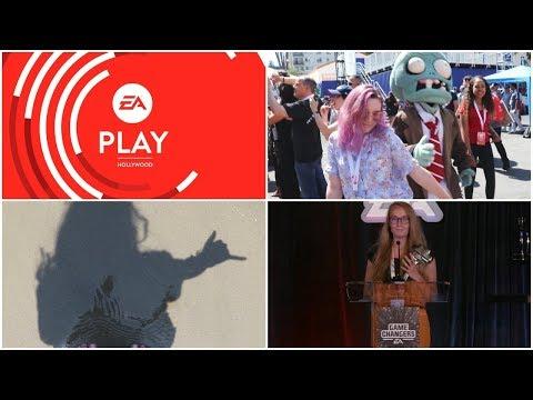 SIMMERS TAKE LA - EA Play 2018 | Vlog