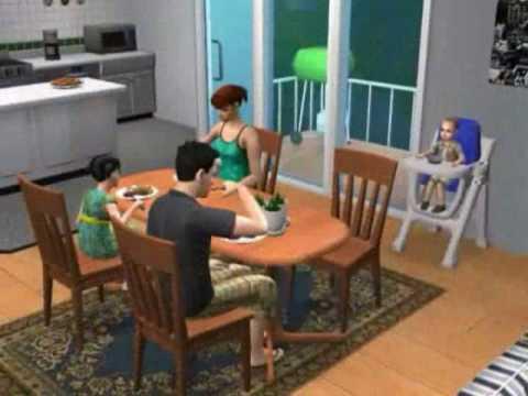 The Sims 2 Esplanade Apartments Building Process