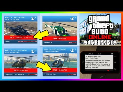 HOW TO GET YOUR FREE MONEY IN GTA ONLINE FROM ROCKSTAR - SECRET GTA 5 DLC SALES, DISCOUNTS & MORE!