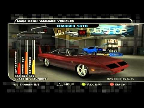 Xbox Classics! Midnight Club 3 DUB Edition Remix - Garage Showcase