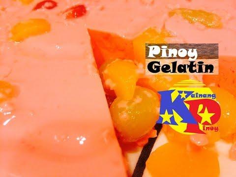 Pinoy Gelatin