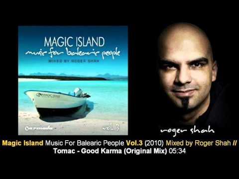 Tomac - Good Karma (Original Mix) // Magic Island Vol.3 [ARMA252-1.14]