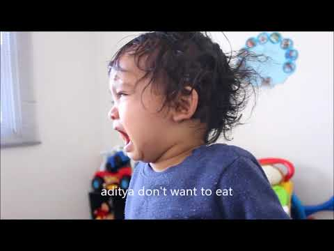 tips and home remedies for cold and stuffy nose  for toddler////mom and aditya