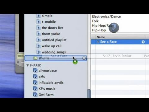How To Download Specific Songs Into Your iPod Shuffle