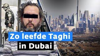 Hoe Ridouan Taghi werd opgepakt in Dubai