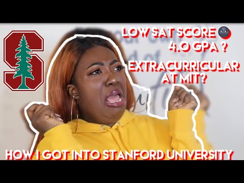 How I Got Into Stanford 2.0