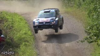 WRC 2015 TRIBUTE: Maximum Attack, On the Limit, Crashes & Best Moments
