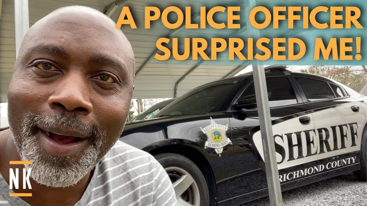 A POLICE OFFICER SURPRISED ME!    FOSTER TEENS LOOKING FOR FOREVER FAMILY