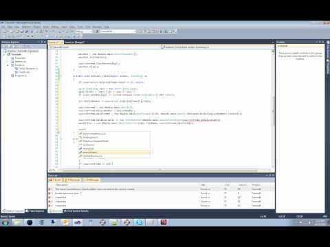 C# Audio Tutorial 7 : Recording to a Wave File