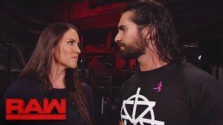 Seth Rollins reveals Triple H