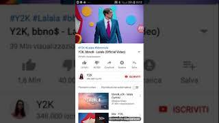 Y2K, bbno$-Lalala (Official Video)
