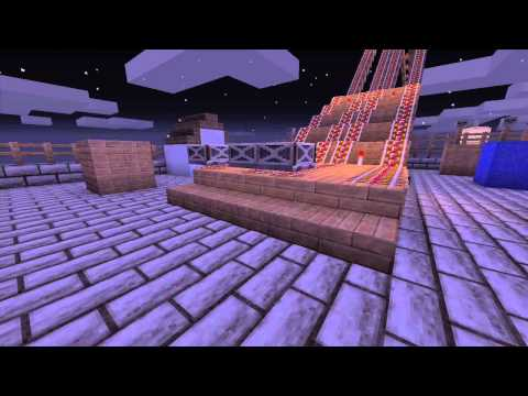 Minecraft Xbox 360 Mob of the Dead complete map download