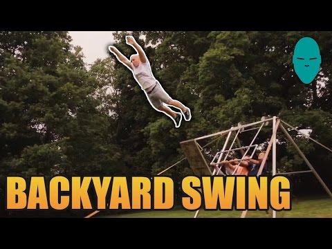 Backyard Russian Swing | Damien Walters