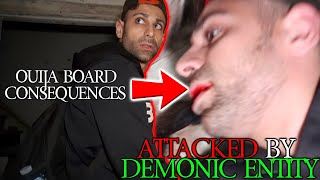 (Brutal Bloody Attack) Demonic Black Magic Summoned Entity Here Decades Ago, We Pissed It Off