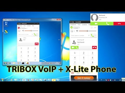Installing and Configuring a FreePBX VoIP Server using TRIXBOX CE - Part 3