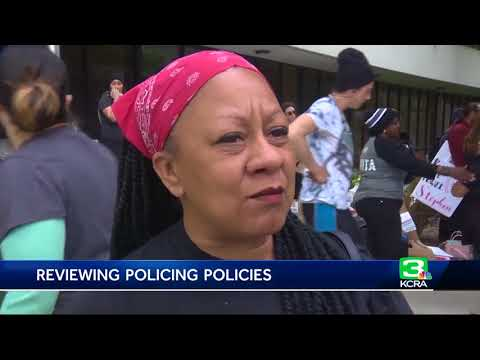Police policies to take center stage at Sacramento City Council