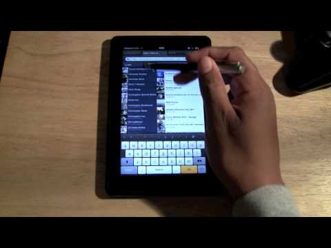 Facebook on Kindle Fire | H2TechVideos