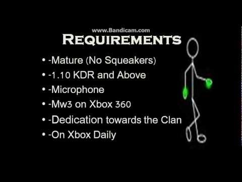 iPr0 l Mw3 Beast Clan Recruiting l XBOX ONLY (NOT ELITE)