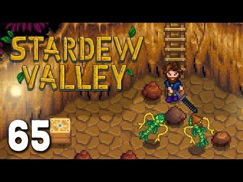 Stardew Valley Let's Play - Episode 65 - Cruel Caverns [Stardew Valley Gameplay]