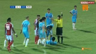 5 phút cuối ảo ma giữa TP HCM vs Đà Nẵng | 3 bàn thắng liên tiếp khiến người xem không thể rời mắt