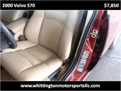 2000 Volvo S70 Used Cars Albuquerque NM