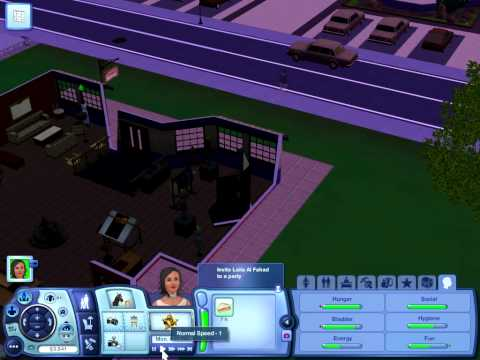 Need Help finding camera In Sims 3 (Hidden Springs)