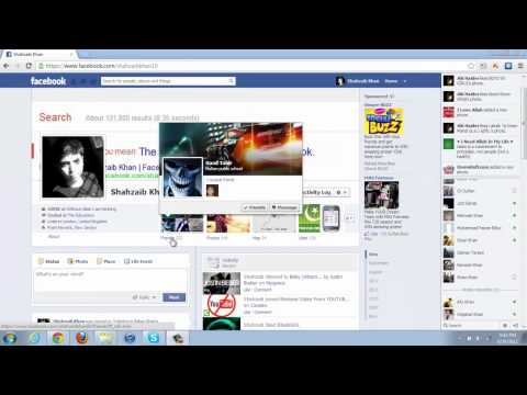 How To Hide Your Friend List On Facebook Timeline 2012!