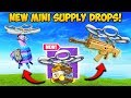 THE MINI SUPPLY DROPS ARE EPIC Fortnite Funny Fails And WTF Moments 565