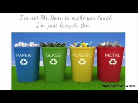 Keep Your City Clean - Use Recycle Bin